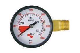 Enlarge 6603 - High Pressure Replacement Gauge - Left Hand Thread