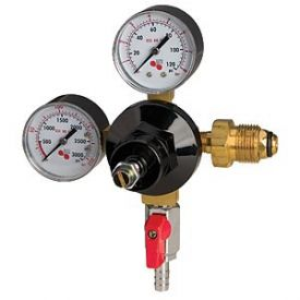 Enlarge 942BN - High Pressure Double Gauge Mixed Gas Primary Nitrogen Regulator