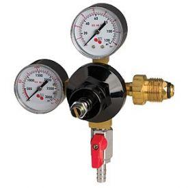 Enlarge 942BN - High Pressure Double Gauge Mixed Gas Primary Nitrogen Regulator