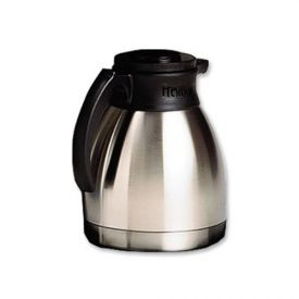Enlarge Oasis FreshStart Short Stainless Steel Vacuum Carafe