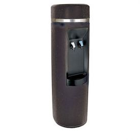 Enlarge Oasis POUD1SHS - Hot 'N Cold Water Cooler - Black w/SS Reservoir