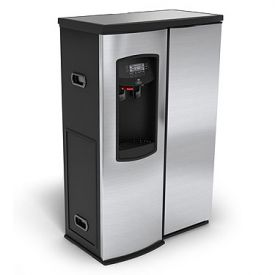 Enlarge Oasis POUSE1SRHS - Hot 'N Cold Water Cooler with Refrigerator