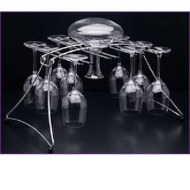 Enlarge Fusion 16 Stemware Rack