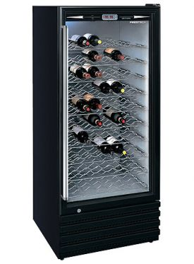 Enlarge Orien FSW-120 Bottle Built-In Wine Refrigerator - Black