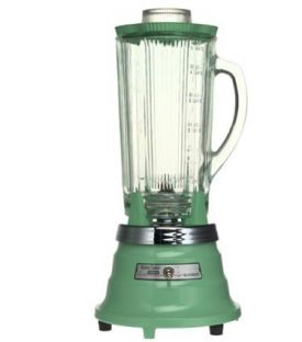 Enlarge Waring Professional PBB212 Professional Food & Beverage Blender - Retro Green