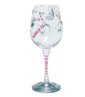 Enlarge Princess Wine Glasss by Lolita Love My Wine Stemware Collection
