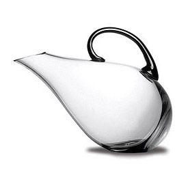 Enlarge Peugeot Premium Duck Decanter with Platinum Handle