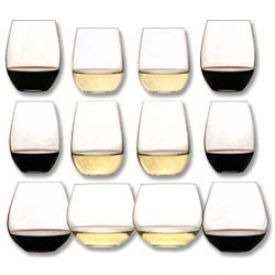 Enlarge Riedel O Complete Stemless Wine Glass Collection (Set of 12)