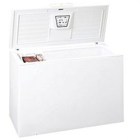 Enlarge Summit SCFR120 13.5 Cu. Ft. Frost Free Commercial Chest Refrigerator