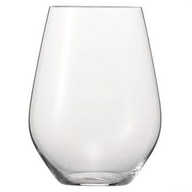 Enlarge Spiegelau Authentis Casual Bordeaux Stemless Tumblers, Set of 4 in Gift Tube
