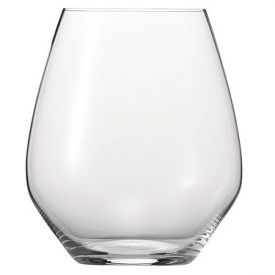 Enlarge Spiegelau Authentis Casual Burgundy Stemless Tumblers, Set of 4 in Gift Tube
