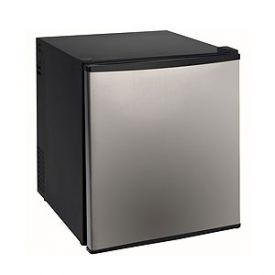 Enlarge Avanti SHP1702SS 1.7 Cu. Ft. Compact SUPERCONDUCTOR Refrigerator - Stainless Steel Door