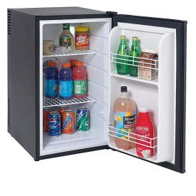 Enlarge Avanti SHP2501B 2.5 Cu. Ft. Compact SUPERCONDUCTOR Refrigerator - Black