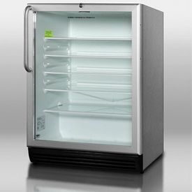 Enlarge Summit SPR601BLOS 5.5 Cu. Ft. Outdoor All Refrigerator