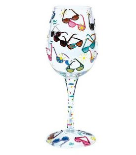 Enlarge Sunglass Cooler Wine Glass by Lolita Love My Wine Stemware Collection