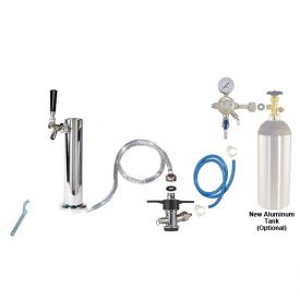 Enlarge Kegco Economy Tower Kegerator Conversion Kit