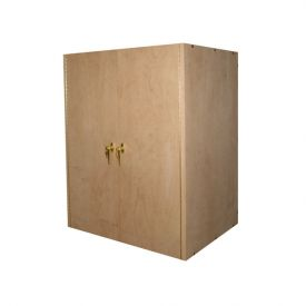 Enlarge Vinotemp 230 Wine Cellar - Two Basic Doors - 160 Bottle Count