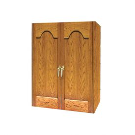 Enlarge Vinotemp 230FT Wine Cellar - Two Furniture Trim Doors - 160 Bottle Count