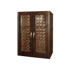 Enlarge Vinotemp 230G Wine Cellar - Two Glass Doors - 160 Bottle Count