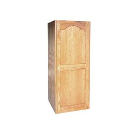 Enlarge Vinotemp 250FT Wine Cellar - Single Furniture Trim Door - 200 Bottle Count