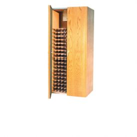 Enlarge Vinotemp 440TD Wine Cellar - Two Basic Doors - 280 Bottle Count