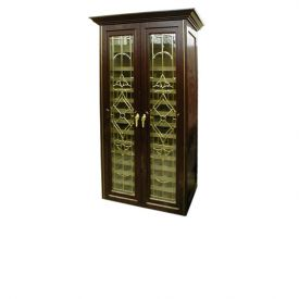 Enlarge Vinotemp Bonaparte 440 TD Wine Cellar - Two Glass Doors - 280 Bottle Count