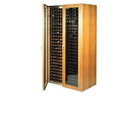 Enlarge Vinotemp 440TD G Wine Cellar - Two Glass Doors - 280 Bottle Count