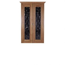 Enlarge Vinotemp Bonaparte 700 Wine Cellar - Two Glass Doors - 440 Bottle Count
