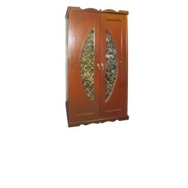Enlarge Vinotemp Monaco 700B Wine Cellar - Two Beveled Glass Doors - 440 Bottle Count