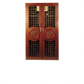 Enlarge Vinotemp Concord 700 Wine Cellar - Two Glass Doors - 440 Bottle Count