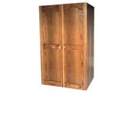 Enlarge Vinotemp 700FT Wine Cellar - Two Furniture Trim Doors - 440 Bottle Count