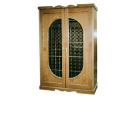 Enlarge Vinotemp Monaco 700 Wine Cellar - Two Glass Doors - 440 Bottle Count