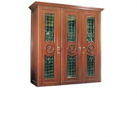 Enlarge Vinotemp Concord 900 3B Wine Cellar - Three Beveled Glass Doors - 560 Bottle