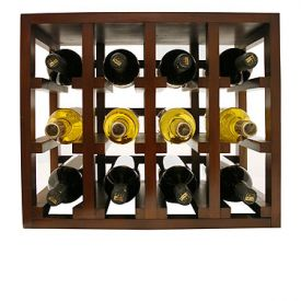 Enlarge Vinotemp - 12 Bottle Stackable Wine Rack