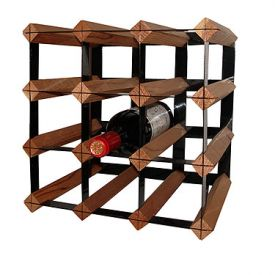 Enlarge Vinotemp - 12 Bottle Cellar Trellis Wine Rack