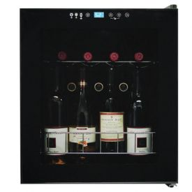 Enlarge Open Box - Vinotemp VT-15 TS - 15 Bottle Touchscreen Wine Cooler