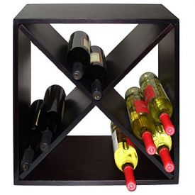 Enlarge Vinotemp - Diamond Bin Wine Rack (24 Bottles)