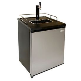 Enlarge Vinotemp VT-FULLKEG - Full Size Keg Beer Kegerator Dispenser