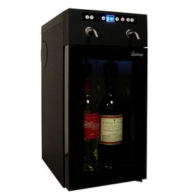 Enlarge Vinotemp VT-WINEDISP2 - 2 Bottle Wine Dispenser
