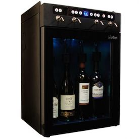 Enlarge Vinotemp VT-WINEDISP4 - 4 Bottle Wine Dispenser