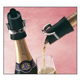 Enlarge Vacu Vin Champagne Saver & Pourer