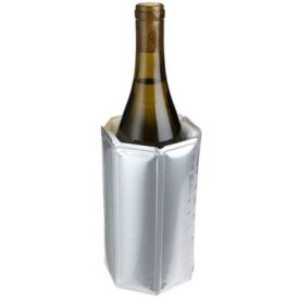 Enlarge Vacu Vin Rapid Ice Wine Cooler - Chrome