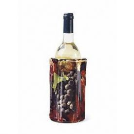 Enlarge Vacu Vin Rapid Ice Wine Cooler - Red Grapes