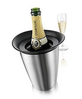 Enlarge Vacu Vin Rapid Ice Elegant Champagne Cooler