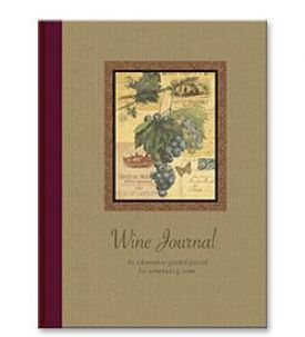 Enlarge Wine Journal with Label Removers