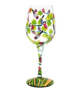 Enlarge Wine Tasting Wine Glass by Lolita Love My Wine Stemware Collection