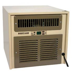 Enlarge Open Box - Breezaire WKL 1060 Cord-on-back Wine Cooling Unit  - 140 Cu. Ft. Wine Cellar