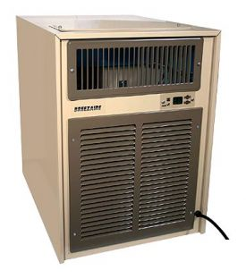Enlarge Breezaire WKL 4000 Wine Cooling Unit - 1000 Cu. Ft. Wine Cellar