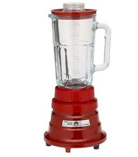 Enlarge Waring Professional WPB04 Professional Bar Blender - Chili Red