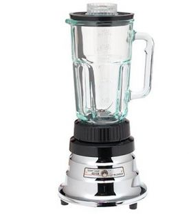 Enlarge Waring Professional WPB05 Professional Bar Blender - Chrome